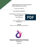 UTU_B.tech.Project Report Framework