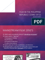 Film in Philippine Republic I