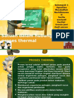 PPT Kelompok 1 Proses Thermal