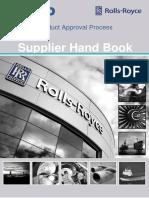 Supplier PPAP Handbook