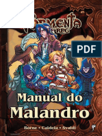 TRPG - Manual Do Malandro
