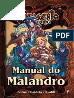TRPG - Manual Do Malandro