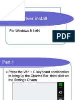 01 2 USB Driver Install for Win8
