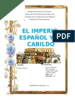 Imperio Español Lorena Lopez