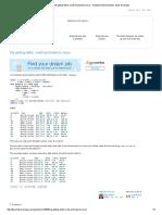 SQL Server - SQL Getting Debit, Credit and Balance Issue - Database Administrators Stack Exchange