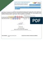 Certificado No Impedimento 0922524442