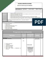 Plan de Evaluacion Mate 1 B-3 16-17