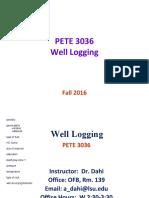 PETE 3036