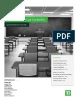 The CMRM Risk Management Case Study
