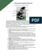 Funções de um Microscópio Luminoso.doc