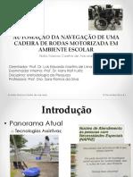 Apresentação Pré-Projeto