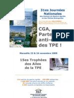 Compte Rendu - CGA Partenaires Anti Crise Des Tpe