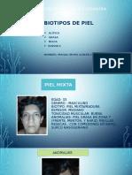Biotipos de La Piel