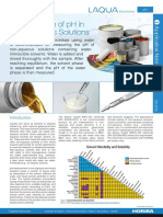 21 - Determination of PH in Non-Aqueous Solutions Low-Res