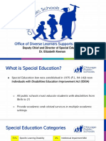 CPS Special Education Presentation