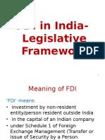 Fdi in India-ppts