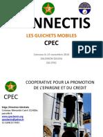 Connectis . Les Guichets Mobiles de CPEC Atelier