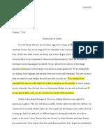 final revised progression i essay