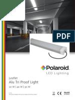 Polaroid-Leaflet - Alu Tri Prrof Light Eng