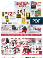 Seright's Ace Hardware December 2016 Red Hot Buys
