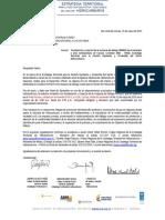Cartas Autoridades Nuevas