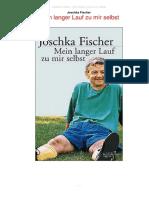 (eBook - German) Fischer, Joschka - Mein Langer Lauf Zu Mir Selbst