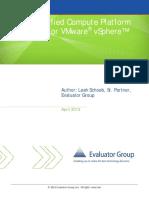Vmware Vsphere Hitachi Unified Compute Platform