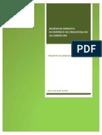 Desenvolvimento Económico Da Freguesia de Alcabideche