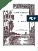 Agnew - Rural Sketches - Suite