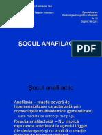 6. Şocul anafilactic