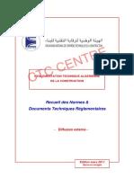 A.Recueil des normes et DTR 01 mars 2011 Par CTC.pdf
