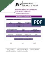 Secuencia Didáctica Seminario de Gestión Estratégica Del Recurso Humano Dra. Alcántara