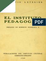 El Instituto Pedagógico.pdf