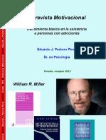 Entrevista Motivacional Oviedo 2012