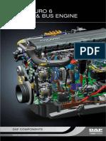 PACCAR MX 11 Coach Bus Engine Folder 2013