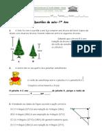 (Microsoft Word - 7º Quest 5 Semelhança de Figuras