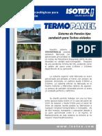 Termopanel Especificaciones Tecnicas ISOTEX.pdf