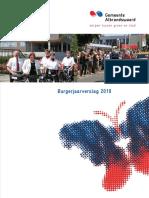 Burgerjaarverslag 2010