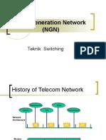 1 Next Generation Network