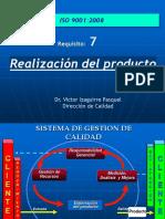 Realizacion Del Producto