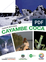 Cayambe Espanol Baja