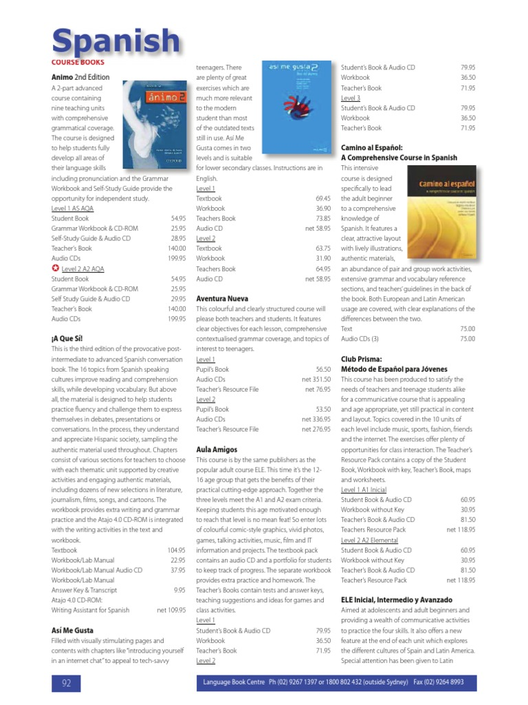 List of books 2010 spanish dictionary english language fandeluxe Gallery