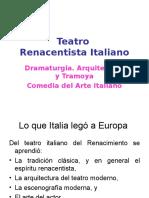 5. t. Italiano Renacentista