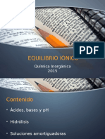 Equil Ionico