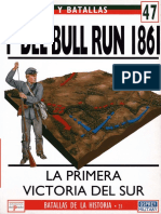 Ejercitos y Batallas 47 - Bull Run 1861