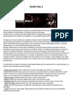 Silent Hill 2 Guia (Doble Columna)