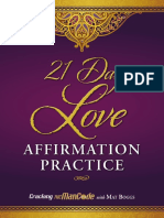 21 Day Love Affirmation Practice From Mat Boggs