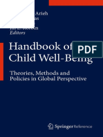 Ben Arieh Casas Frones & Korbin 2013 Handbook of Child Well-Being