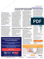 Pharmacy Daily for Fri 09 Dec 2016 - Practice pharmacists, Chemist Warehouse Logies, MedAdvisor, platypus poison and more