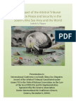 Thayer Impact of  the Arbitral Tribunal Award on the South China Sea and the World